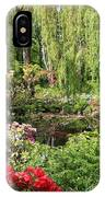 Garden Splendor IPhone Case
