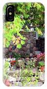 Garden Terrace IPhone Case