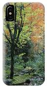 Garden Trees IPhone Case