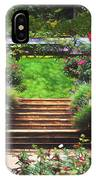Garden Trellis IPhone Case