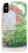 Garden Wall IPhone Case