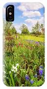 Gardener's Delight IPhone Case