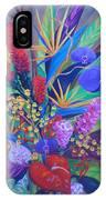 Gardner Tropicals IPhone Case