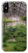 Garfield Park Conservatory Main Pond IPhone Case