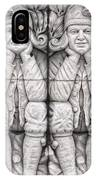Gargoyles Of Lund IPhone Case