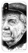Garry Marshall IPhone Case