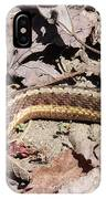 Garter Snake IPhone Case