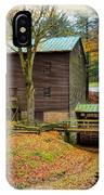 Gastons Mill 2 IPhone Case
