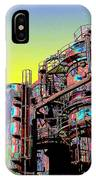 Gasworks Park 1 IPhone Case