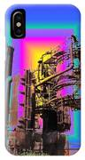 Gasworks Park 2 IPhone Case