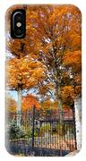 Gate And Driveway 3 IPhone Case