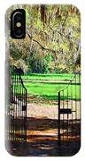 Gate To Heaven IPhone Case