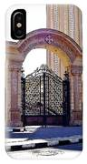 Gates Of Archangel Michael Cathedral IPhone Case