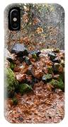 Gather No Moss IPhone Case