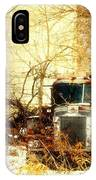Gathered  Under The Silo IPhone Case