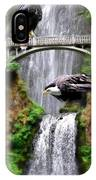 Gathering Of Eagles IPhone Case