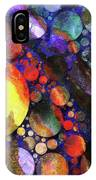Gathering Of The Planets IPhone Case