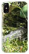 Gator Baby IPhone Case