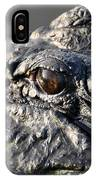 Gator Gaze IPhone Case