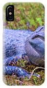 Gator Laugh IPhone Case