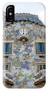 Gaudi Architecture  IPhone Case