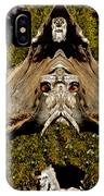 Gaurdian Of The Woods IPhone Case