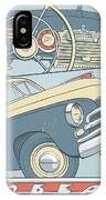 Gaz 20 IPhone Case