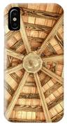 Gazebo Roof IPhone Case