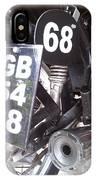 Gb 54 88 IPhone Case
