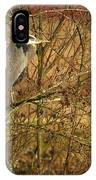 Gbh In A Tree IPhone Case