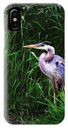 Gbh In The Grass IPhone Case