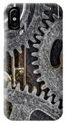 Gears Of Life IPhone Case