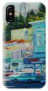 Geary Street IPhone Case