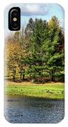 Geese Sanctuary IPhone Case
