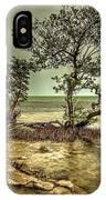 Geiger Key Shoreline IPhone Case