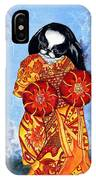 Geisha Chin IPhone Case