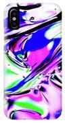 Gel Art#18 IPhone Case