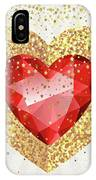 Gemstone - 1 IPhone Case