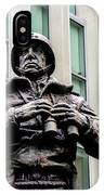 General George S Patton IPhone Case