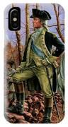General George Washington IPhone Case