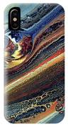 Genesis Of Decay Urban Abstract IPhone Case