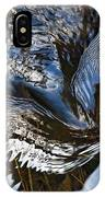 Gentle Rapids Ripple Swirl In River-5 IPhone Case