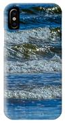 Gentle Roll Of The Waves IPhone Case