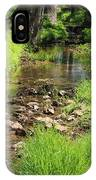 Gently Flowing Brook IPhone Case