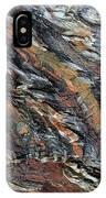 Geologica II IPhone Case by Julian Perry