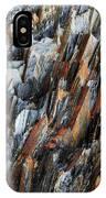 Geologica IIi IPhone Case by Julian Perry