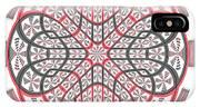 Geometric Mandala IPhone Case