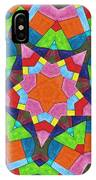 Geometric Pattern 1 IPhone Case