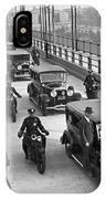George Washington Bridge Open IPhone Case