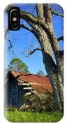 Georgia Barn IPhone Case